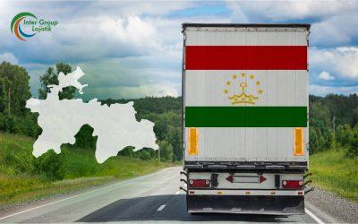 Tacikistan Nakliye ve Lojistik