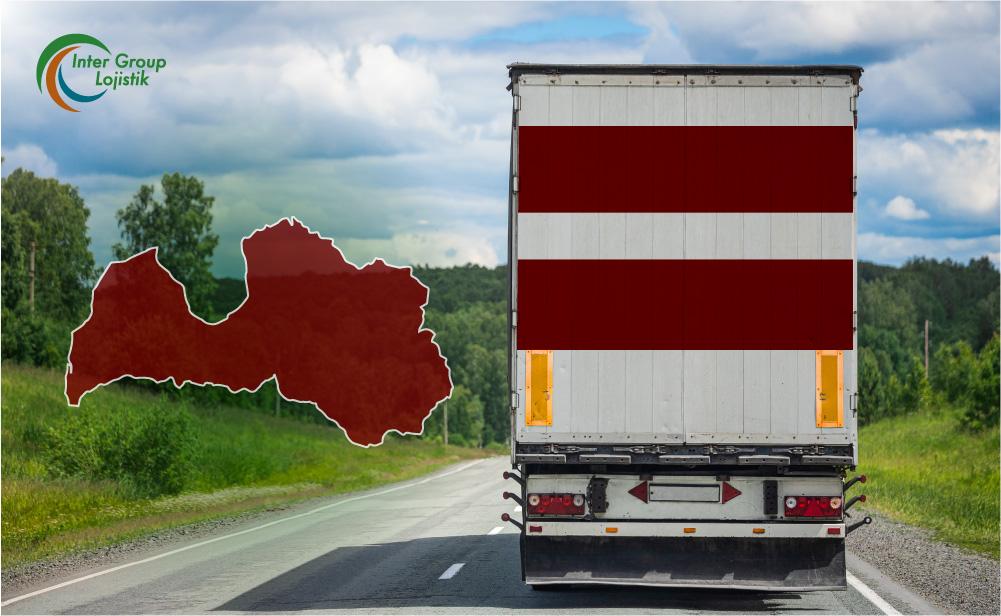 Letonya Nakliye ve Lojistik